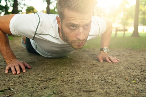 Maintain Your Soldier Physique on the Road with These Exercises