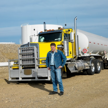 Looking Back on the History of Truck Driving