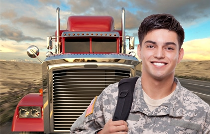 Put Your G.I. Bill to Good Use with CDL Training